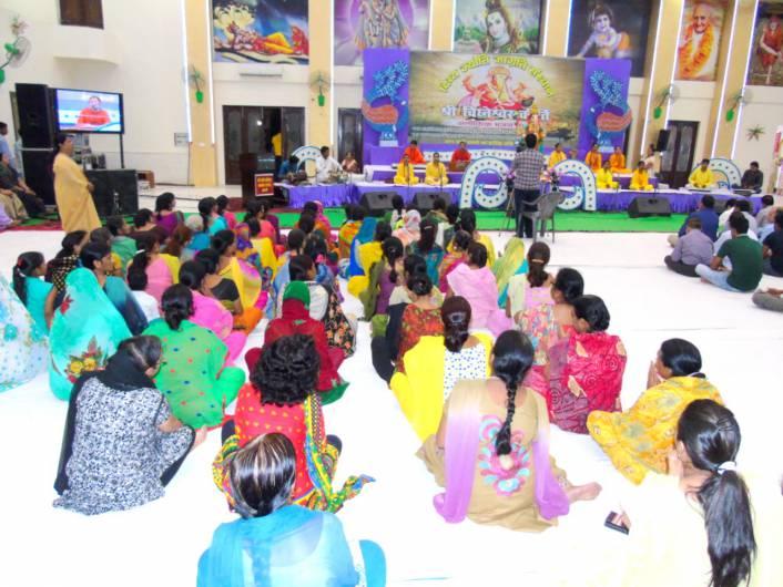 DJJS Bareilly marked Ganesh Chaturthi with Devotional Musical Evening