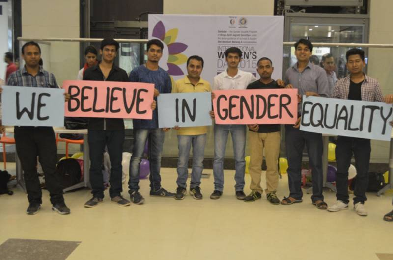 I Pledge to intervene if I see a woman being harassed | An Awareness Drive at Elements Mall Bengaluru