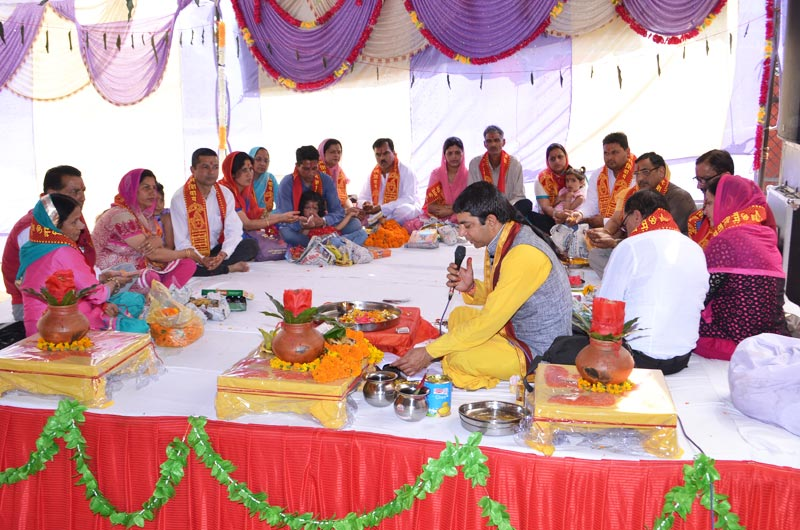 Shiv Katha @ Nurpur, H.P- Quintessence of Indian Culture and Tradition