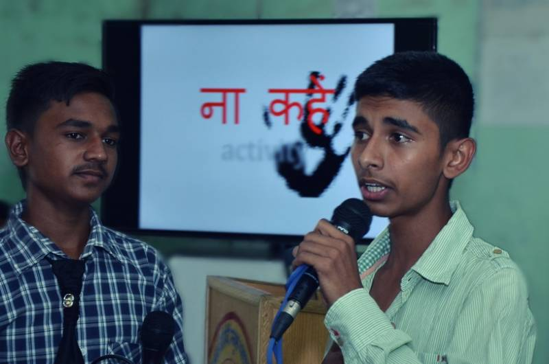 Bodh encouraged the prevention of drug abuse amongst students