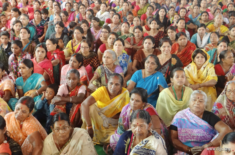 Shrimad Bhagwat Katha Enunciated the Divinity of Lord within at Ranchi, Jharkhand