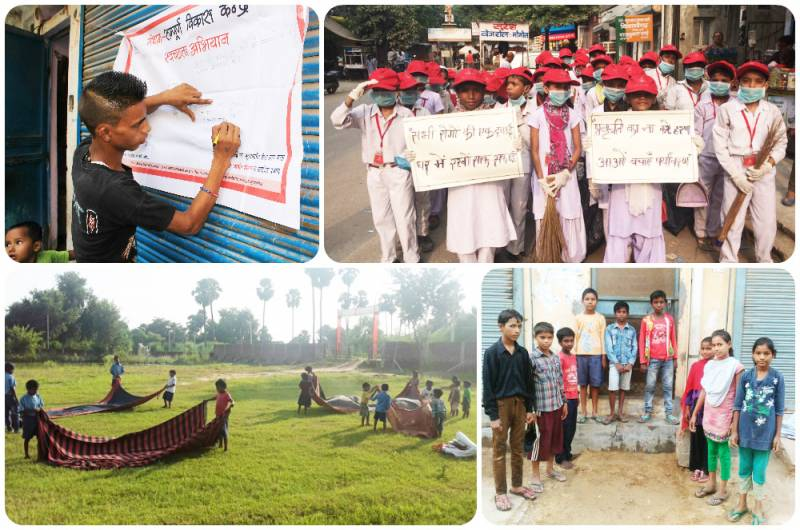 Manthan – Sampoorna Vikas Kendras gears up for Clean India Mission