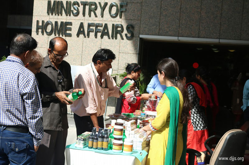 'From Visual Impairment To Self-Reliance' - DJJS'S Effort Makes A Difference This Diwali