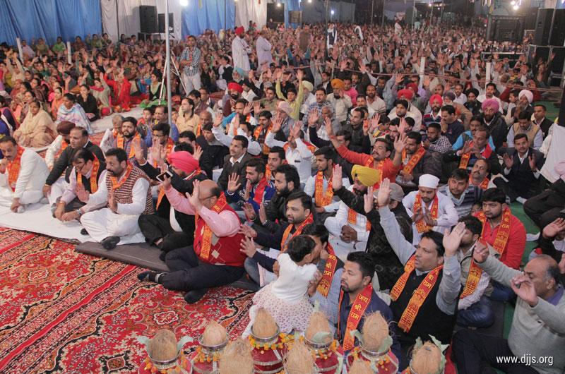 Shrimad Bhagwat Katha Stirred the Inherent Cords of Spirituality in Ludhiana, Punjab