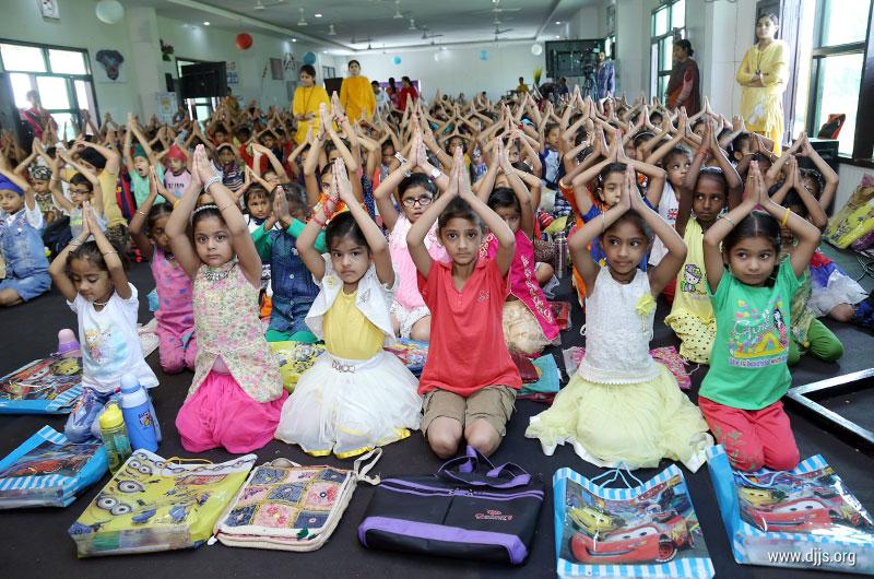 Udaan: Summer Camp for Kids at Nurmahal, Punjab