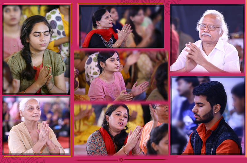 Divya Dham Monthly Congregation Reminded Masses of the Grand Works of the Master