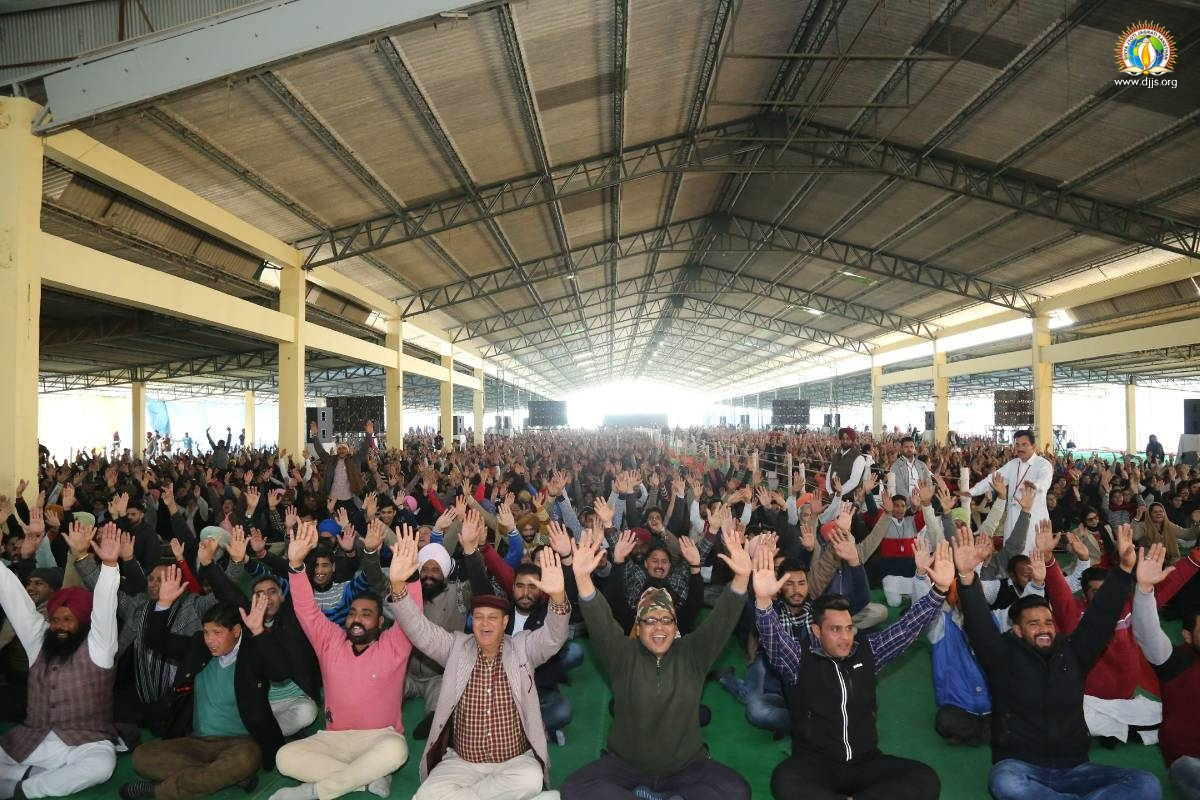 Efficacies of Surrender and Discipline on Divine Path Evoked During Monthly Spiritual Congregation at Nurmahal, Punjab