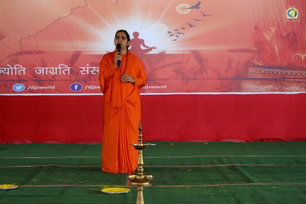 Chaitra Shukla Pratipada Celebrated across all DJJS's Branches