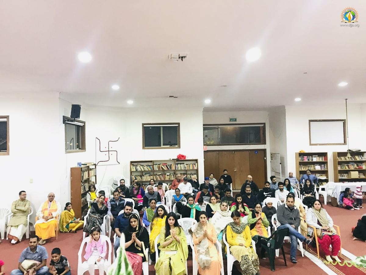 Beautifully Narrated SunderKand Empowered Souls of Canberra, Australia