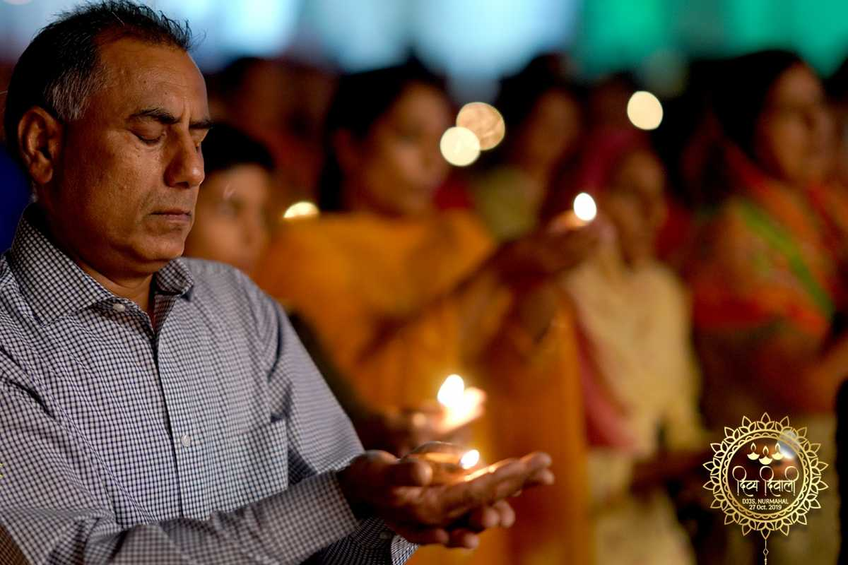 DJJS Nurmahal celebrates Eco- friendly Deepawali 2019, lights up the premise with 1 Lakh Earthen Lamps