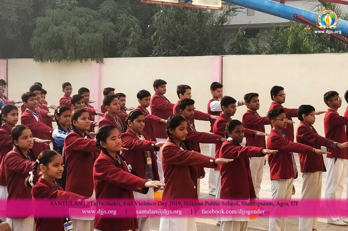 Santulan strives to boost up Women Empowerment in the city of Taj, Agra